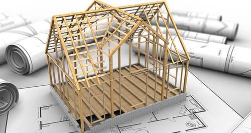 Proiectare case cu structura din lemn in Timisoara